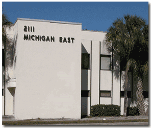 211 Michigan Street Office of Joel Rayburn's LMT, Downtown Orlando Massage Therapy Office
