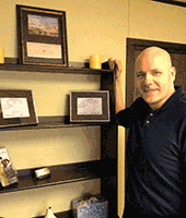 Joel Rayburn Owner of Creative Bodyworks & Orlando Massage Therapy in Orlando, Florida